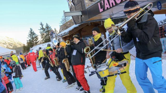 Val Cenis Hiver Tep2018 Fanfare 01 A Magnenot