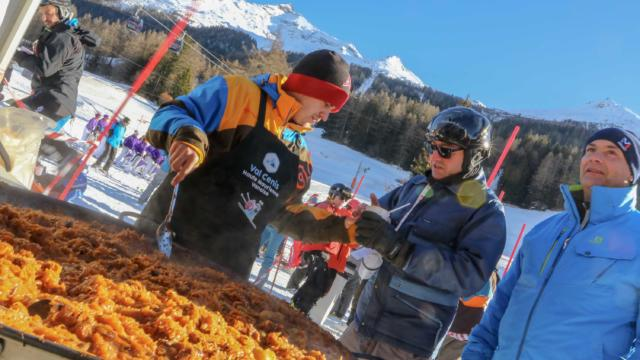 Val Cenis Hiver Tep2018 Stand Gourmand 01 A Magnenot