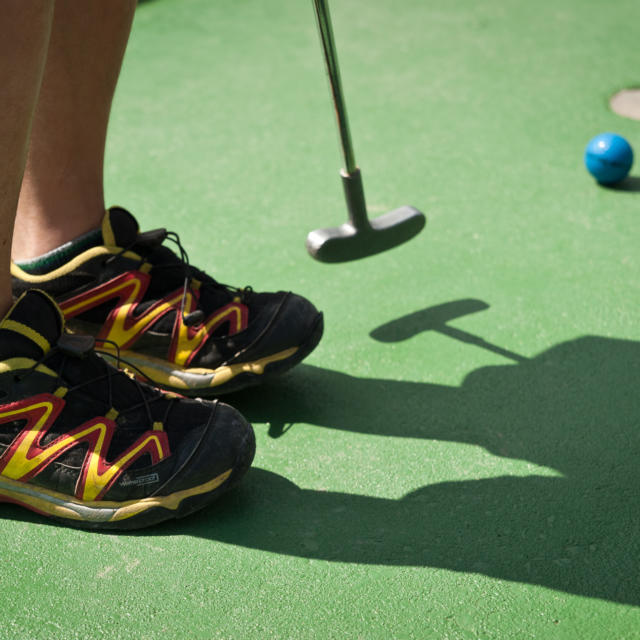 Mini golf © OTHMV - Alban Pernet