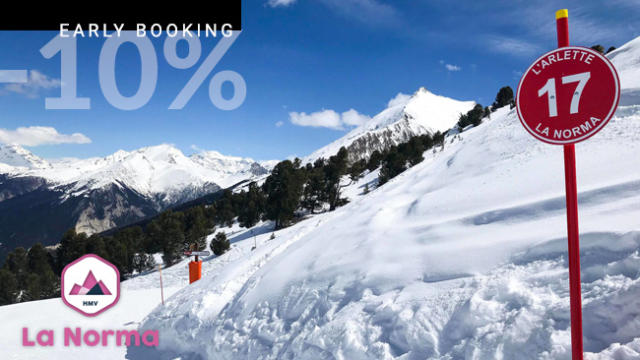 La Norma : Early booking -10%