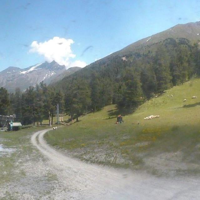 Val Cenis Webcam Replat Canons Ete 2019